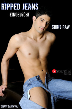 Chris Raw: Ripped Jeans - Eingelocht